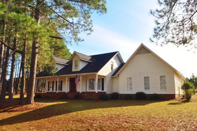 Ocilla, Irwinville, Chula, Wray , Abbeville, Fitzgerald, Mystic, Ashburn, Sycamore, Rebecca Single Family Home For Sale: 216 Meadowlark Lane