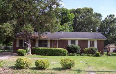 Poulan, Sumner, Warwick, Sylvester, Ashburn, Sycamore, Rebecca Single Family Home For Sale: 316 E Lee St