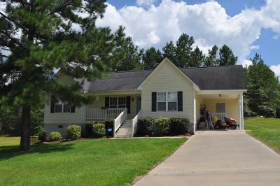 Ocilla, Irwinville, Chula, Wray , Abbeville, Fitzgerald, Mystic, Ashburn, Sycamore, Rebecca Single Family Home For Sale: 122 Erica's Court