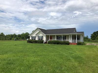 Ocilla, Irwinville, Chula, Wray , Abbeville, Fitzgerald, Mystic, Ashburn, Sycamore, Rebecca Single Family Home For Sale: 293 Poppy Rd