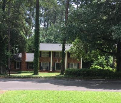 Brookfield, Chula, Tifton, Irwinville, Omega, Poulan, Sycamore, Sumner, Ty Ty, Ashburn, Rebecca Single Family Home For Sale: 113 Carolina Drive