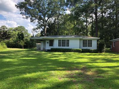 Brookfield, Chula, Tifton, Irwinville, Omega, Poulan, Sycamore, Sumner, Ty Ty, Ashburn, Rebecca Single Family Home For Sale: 1104east E 12th