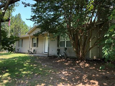 Brookfield, Chula, Tifton, Irwinville, Omega, Poulan, Sycamore, Sumner, Ty Ty, Ashburn, Rebecca Single Family Home For Sale: 713 Chula Brookfield Rd