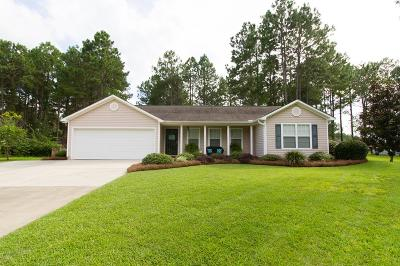Brookfield, Chula, Tifton, Irwinville, Omega, Poulan, Sycamore, Sumner, Ty Ty, Ashburn, Rebecca Single Family Home For Sale: 826 46th St