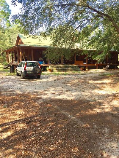 Ocilla, Irwinville, Chula, Wray , Abbeville, Fitzgerald, Mystic, Ashburn, Sycamore, Rebecca Single Family Home For Sale: 119 Mahogany