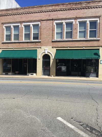 Commercial For Sale: 215 E 2nd Street