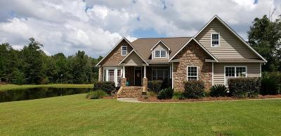 Brookfield, Chula, Tifton, Irwinville, Omega, Poulan, Sycamore, Sumner, Ty Ty, Ashburn, Rebecca Single Family Home For Sale: 114 Surrey Circle