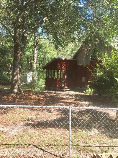 Brookfield, Chula, Tifton, Irwinville, Omega, Poulan, Sycamore, Sumner, Ty Ty, Ashburn, Rebecca Single Family Home For Sale: 40 O'quinn