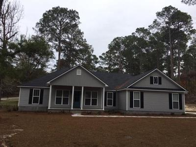 Brookfield, Chula, Tifton, Irwinville, Omega, Poulan, Sycamore, Sumner, Ty Ty, Ashburn, Rebecca Single Family Home For Sale: 4003 London Ln