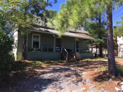 Brookfield, Chula, Tifton, Irwinville, Omega, Poulan, Sycamore, Sumner, Ty Ty, Ashburn, Rebecca Single Family Home For Sale: 109 W 5th St