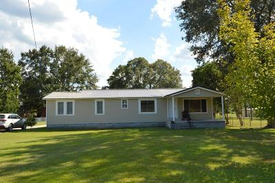 Poulan, Sumner, Warwick, Sylvester, Ashburn, Sycamore, Rebecca Single Family Home For Sale: 210 Old Mail Rd.