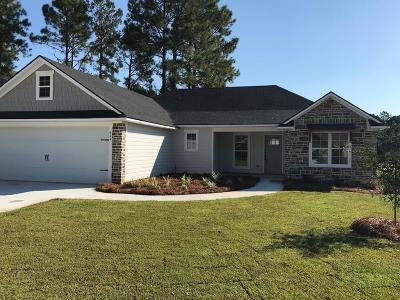 Brookfield, Chula, Tifton, Irwinville, Omega, Poulan, Sycamore, Sumner, Ty Ty, Ashburn, Rebecca Single Family Home For Sale: 644 Osprey Circle