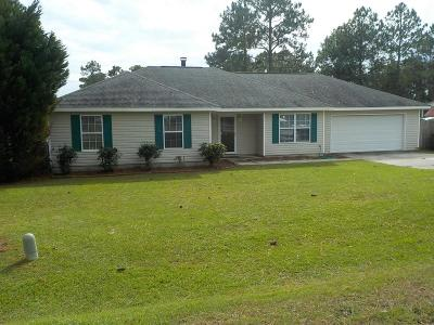 Brookfield, Chula, Tifton, Irwinville, Omega, Poulan, Sycamore, Sumner, Ty Ty, Ashburn, Rebecca Single Family Home For Sale: 606 E 42nd Street