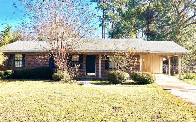 Ocilla, Irwinville, Chula, Wray , Abbeville, Fitzgerald, Mystic, Ashburn, Sycamore, Rebecca Single Family Home For Sale: 115 Blueberry Lane