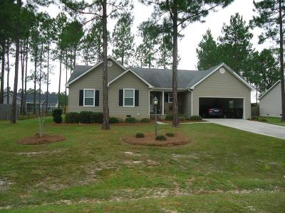 Brookfield, Chula, Tifton, Irwinville, Omega, Poulan, Sycamore, Sumner, Ty Ty, Ashburn, Rebecca Single Family Home For Sale: 48 Chase Circle