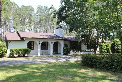 Ocilla, Irwinville, Chula, Wray , Abbeville, Fitzgerald, Mystic, Ashburn, Sycamore, Rebecca Single Family Home For Sale: 82 Norman Circle