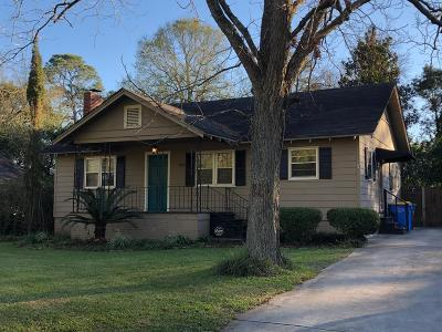 Brookfield, Chula, Tifton, Irwinville, Omega, Poulan, Sycamore, Sumner, Ty Ty, Ashburn, Rebecca Single Family Home For Sale: 802 E 8th St