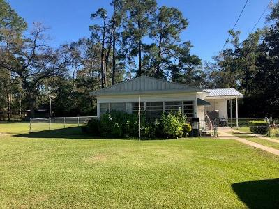 Ocilla, Irwinville, Chula, Wray , Abbeville, Fitzgerald, Mystic, Ashburn, Sycamore, Rebecca Single Family Home For Sale: 322 E Madison