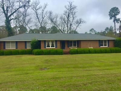 Ocilla, Irwinville, Chula, Wray , Abbeville, Fitzgerald, Mystic, Ashburn, Sycamore, Rebecca Single Family Home For Sale: 835 Monnie Street