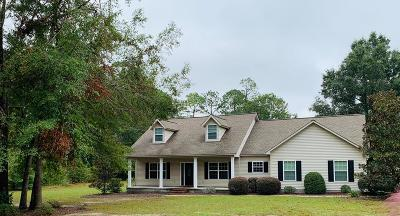 Brookfield, Chula, Tifton, Irwinville, Omega, Poulan, Sycamore, Sumner, Ty Ty, Ashburn, Rebecca Single Family Home For Sale: 2121 Deer Run Circle