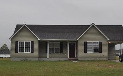 Ocilla, Irwinville, Chula, Wray , Abbeville, Fitzgerald, Mystic, Ashburn, Sycamore, Rebecca Single Family Home For Sale: 158 Kingsborough Rd