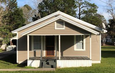 Ocilla, Irwinville, Chula, Wray , Abbeville, Fitzgerald, Mystic, Ashburn, Sycamore, Rebecca Single Family Home For Sale: 710 S Alder St