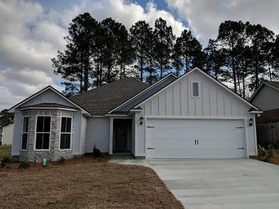 Brookfield, Chula, Tifton, Irwinville, Omega, Poulan, Sycamore, Sumner, Ty Ty, Ashburn, Rebecca Single Family Home For Sale: 511 Osprey Circle