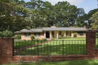 Brookfield, Chula, Tifton, Irwinville, Omega, Poulan, Sycamore, Sumner, Ty Ty, Ashburn, Rebecca Single Family Home For Sale: 2220 Emory