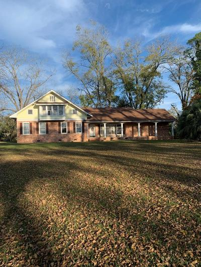 Brookfield, Chula, Tifton, Irwinville, Omega, Poulan, Sycamore, Sumner, Ty Ty, Ashburn, Rebecca Single Family Home For Sale: 2884 N Hwy 41