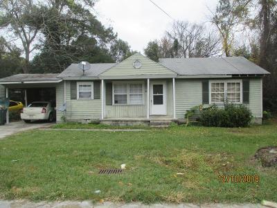 Single Family Home For Sale: 830 E Brookwood Place