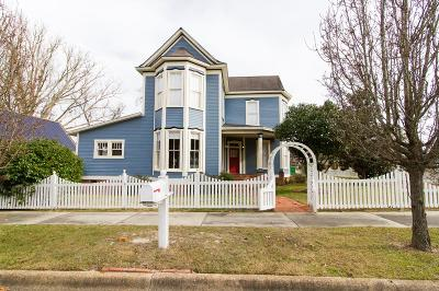 Brookfield, Chula, Tifton, Irwinville, Omega, Poulan, Sycamore, Sumner, Ty Ty, Ashburn, Rebecca Single Family Home For Sale: 401 N Park