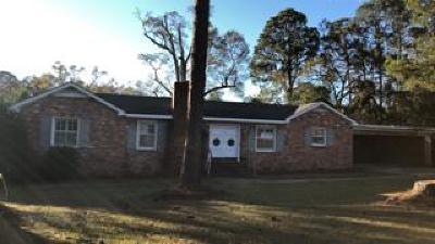 Brookfield, Chula, Tifton, Irwinville, Omega, Poulan, Sycamore, Sumner, Ty Ty, Ashburn, Rebecca Single Family Home For Sale: 727 McLendon St