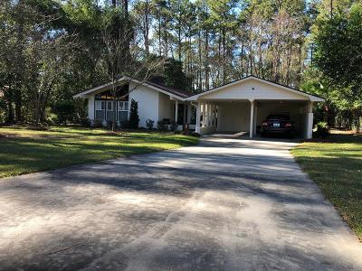 Brookfield, Chula, Tifton, Irwinville, Omega, Poulan, Sycamore, Sumner, Ty Ty, Ashburn, Rebecca Single Family Home For Sale: 2014 Murray Ave