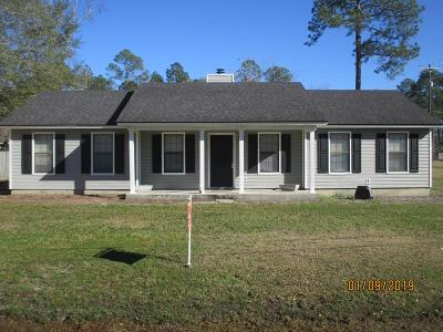 Single Family Home For Sale: 1403 Cypress Street