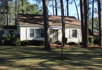 Brookfield, Chula, Tifton, Irwinville, Omega, Poulan, Sycamore, Sumner, Ty Ty, Ashburn, Rebecca Single Family Home For Sale: 1005 Belmont Ave