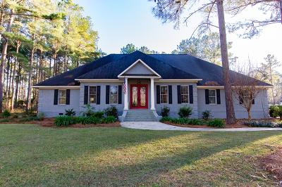 Brookfield, Chula, Tifton, Irwinville, Omega, Poulan, Sycamore, Sumner, Ty Ty, Ashburn, Rebecca Single Family Home For Sale: 84 Logan Drive