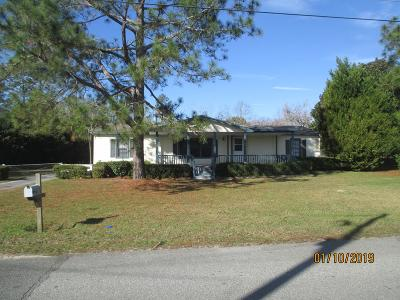 Single Family Home For Sale: 502 Griner