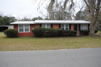 Single Family Home For Sale: 803 E Lovett St.