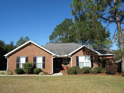 Brookfield, Chula, Tifton, Irwinville, Omega, Poulan, Sycamore, Sumner, Ty Ty, Ashburn, Rebecca Single Family Home For Sale: 124 Cypress Ridge Road