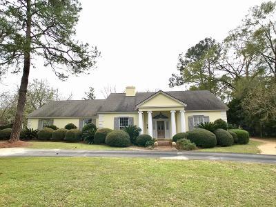 Ocilla, Irwinville, Chula, Wray , Abbeville, Fitzgerald, Mystic, Ashburn, Sycamore, Rebecca Single Family Home For Sale: 205 East Blvd