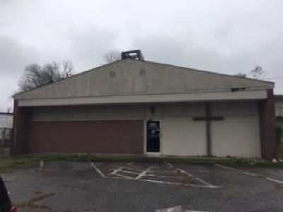 Commercial For Sale: 206 S Monroe St
