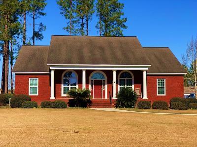 Ocilla, Irwinville, Chula, Wray , Abbeville, Fitzgerald, Mystic, Ashburn, Sycamore, Rebecca Single Family Home For Sale: 155 Brittney Way