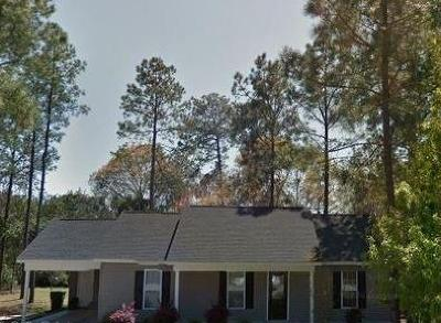 Brookfield, Chula, Tifton, Irwinville, Omega, Poulan, Sycamore, Sumner, Ty Ty, Ashburn, Rebecca Single Family Home For Sale: 1487 Olde Creek Rd