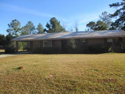 Brookfield, Chula, Tifton, Irwinville, Omega, Poulan, Sycamore, Sumner, Ty Ty, Ashburn, Rebecca Single Family Home For Sale: 1137 Windsor Dr