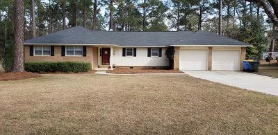 Brookfield, Chula, Tifton, Irwinville, Omega, Poulan, Sycamore, Sumner, Ty Ty, Ashburn, Rebecca Single Family Home For Sale: 2225 Meadowbrook