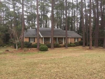 Brookfield, Chula, Tifton, Irwinville, Omega, Poulan, Sycamore, Sumner, Ty Ty, Ashburn, Rebecca Single Family Home For Sale: 401 E 14th