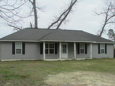 Ocilla, Irwinville, Chula, Wray , Abbeville, Fitzgerald, Mystic, Ashburn, Sycamore, Rebecca Single Family Home For Sale: 111 Pecan Dr.
