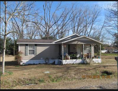 Ocilla, Irwinville, Chula, Wray , Abbeville, Fitzgerald, Mystic, Ashburn, Sycamore, Rebecca Single Family Home For Sale: 117 N Coffee Street