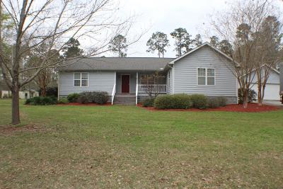 Lake Blackshear, Cordele, Warwick, Arabi, Ashburn, Rebecca, Sycamore Single Family Home For Sale: 713 Lakeshore Dr