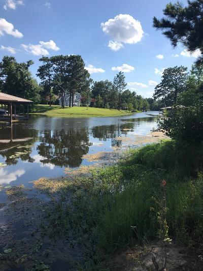 Lake Blackshear, Cordele, Warwick, Arabi, Ashburn, Rebecca, Sycamore Single Family Home For Sale: Lot 21 Cedar Point Circle